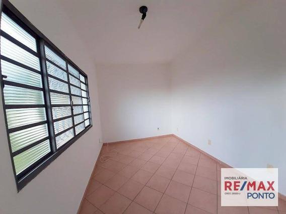 Cond. Costa Azul - 2 Dorm, Sala, Cozinha, W.c, Área De Serviço E Garagem - Mogi Mirim/sp - Ca0017