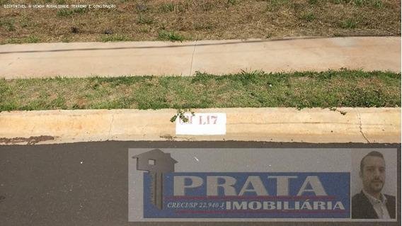 Terreno Em Condomínio Para Venda Em Presidente Prudente, Parque Residencial Carandá - Rni-solares M17