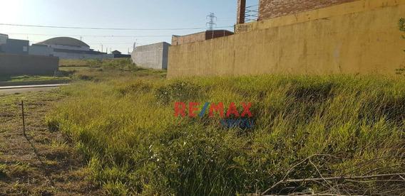 Terreno Desmembrado À Venda, 125 M² Por R$ 50.000 - Central Parque - Botucatu/sp 16 A - Te0045