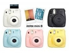 Câmera Fujifilm Instax Mini 9 Colors Polaroid - Original