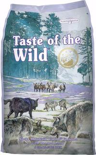 Taste Of De Wild High Sierra 28lbs Cordero + Obseq + Env Gra