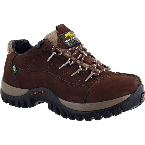 Adventure Bell Boots 4600 Chocolate