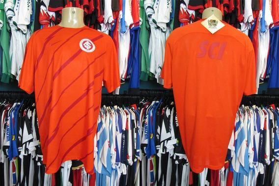 Internacional 2016 Camisa De Aquecimento Tamanho 3g.