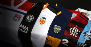 Qualquer Camisa De Times Europeus Ou Brasileiros Importadas