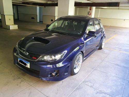 Subaru Impreza Wrx Blindado 2011