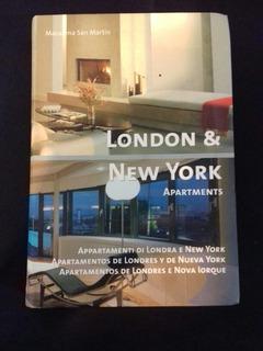 London & New York Apartaments Libro.
