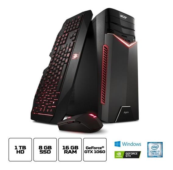 Desktop/pc Gamer Acer Aspire
