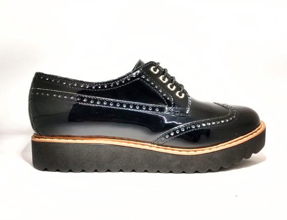 Zapatos Mujer Charol Savage Art Jm-55 Zona Zapatos