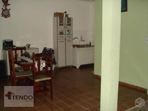 Imagem 1 de 15 de Casa 150 M² - Venda - 2 Dormitórios - Capuava - Mauá/sp  / Imob03 - Ca0244