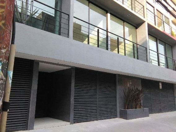 Departamento En Renta En San Pedro De Los Pinos, Benito Juarez