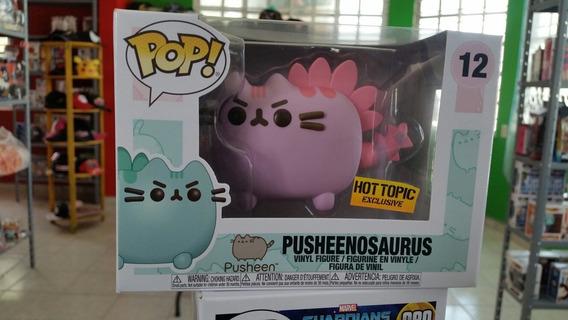 Funko Pop Pusheenosaurus Exclusivo Hottopic Nuevo Original