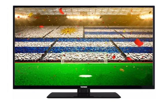 Tv Led 50 Full Hd Telefunken Saldos De Exhibicion Mi Casa