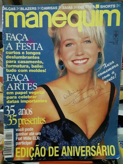 Revista Manequim N° 08 - Capa Xuxa.