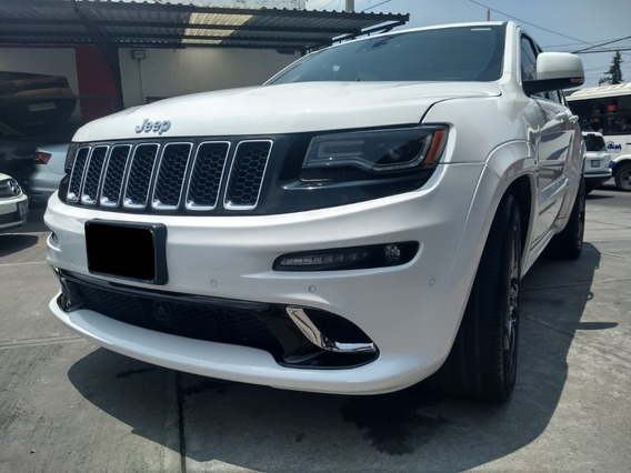 Jeep Grand Cherokee Srt-8 4x4 V8 6.4 Lts