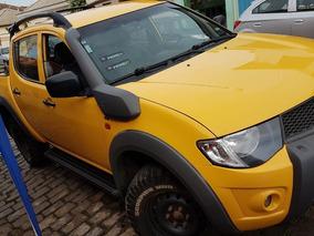 Mitsubishi L200 4x4 Amarela