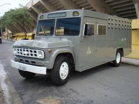 Chevrolet A60 C60 D60 Choque Militar