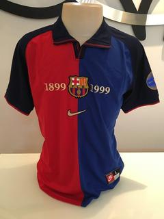 Camisa Barcelona Centenário 1999
