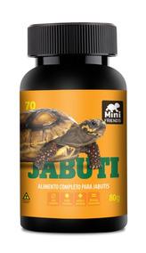 Mini Friends - Alimento Premium Para Jabuti - 80 G