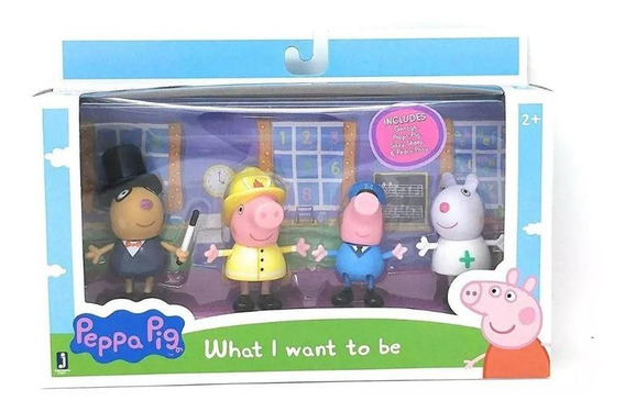 Peppa Pig - Pack What I Want To Be
