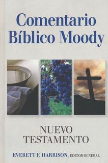 Comentario Bíblico Moody Nuevo Testamento Portavoz - Estudio
