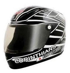 Capacete Mini Time Corinthians