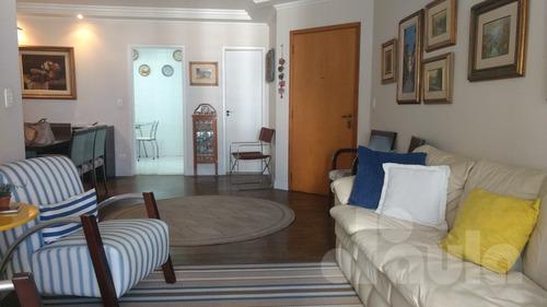 Imagem 1 de 14 de Apartamento 146m² 4 Vagas E Lazer Completo - 1033-11986