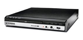 Dvd Player Mondial Mp3 Usb Karaokê 4860-01