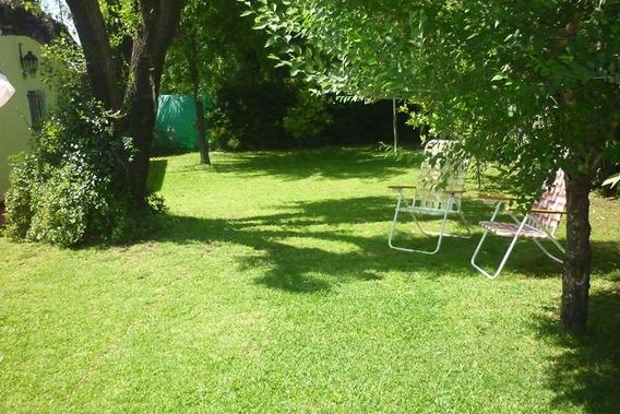 Venta Casa En Tortuguitas, Hermoso Parque Y Pileta.