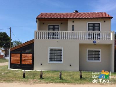 Alquiler Casa Mar Del Tuyu, Febrero Y Marzo Alquileres