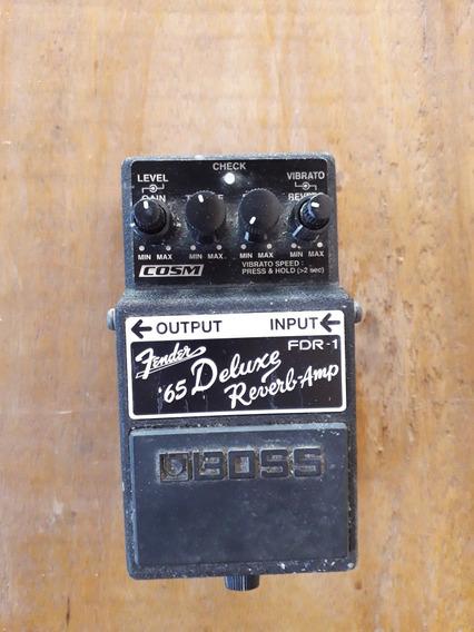 Pedal Boss Fender Delux 65-amp