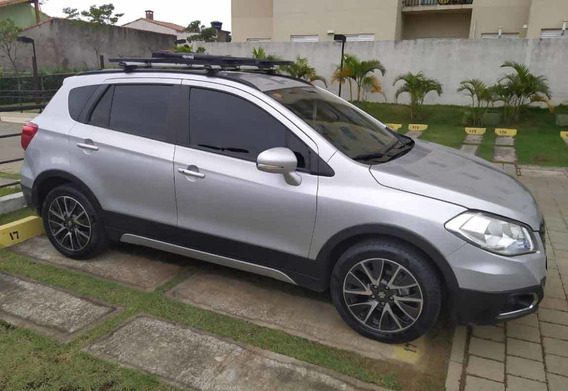 Suzuki S-cross Glx All-grip 1.6 4x4 2016 Completo