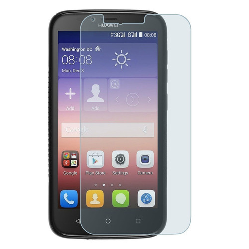 ¡ 2x1 Protector Pantalla Vidrio Temp Celular Huawei Y625 !!
