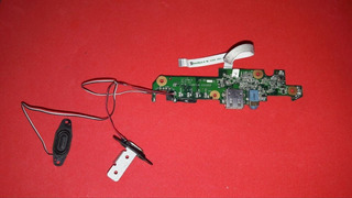 Placa Multimedia Usb Netbook 5 Gener