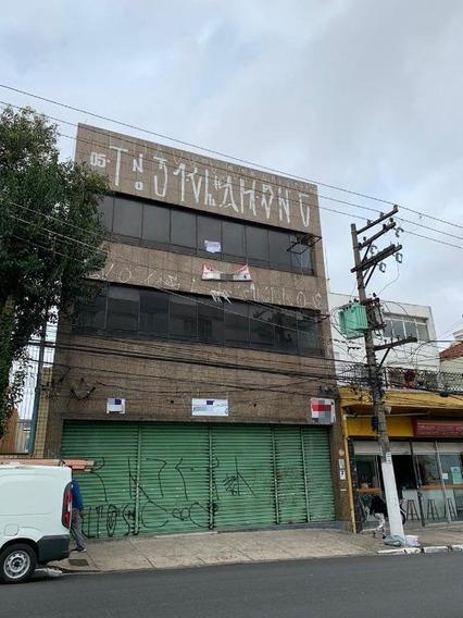 Salão Para Alugar, 222 M² Por R$ 3.500,00/mês - Penha De França - São Paulo/sp - Sl0460