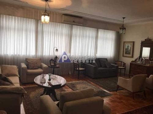 Apartamento À Venda, 3 Quartos, 1 Suíte, 1 Vaga, Copacabana - Rio De Janeiro/rj - 18099