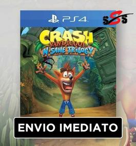 Crash Bandicoot N Sane Trilogy Ps4 2 Promoção