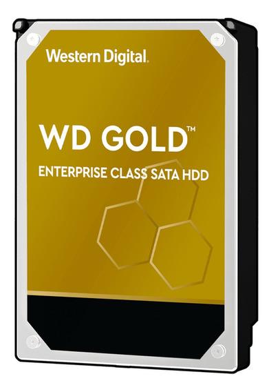 Disco duro interno Western Digital WD Gold WD8004FRYZ 8TB oro