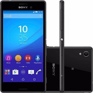 Sony Xperia M4 Aqua Dual Prova Dagua 13mp 16gb Tela 5 4g