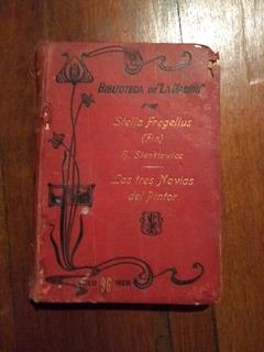 Las Tres Novias Del Pintor - Sienkiewicz - Bibli La Nacion