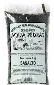 10 Kg De Basalto Nº 0 - Aqua Pedras