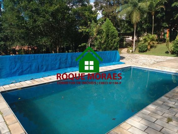 Linda Chácara Em Juquitiba-churrasqueira-piscina Ref0246