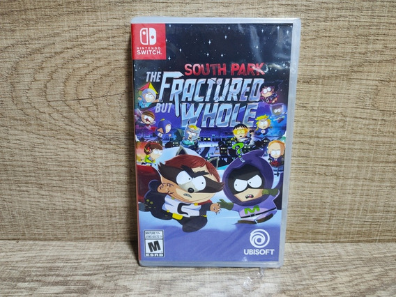 South Park The Fractured But Whole - Nintendo Switch Lacrado