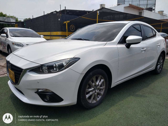Mazda 3 Touring At 2015 2.00cc Único Dueño