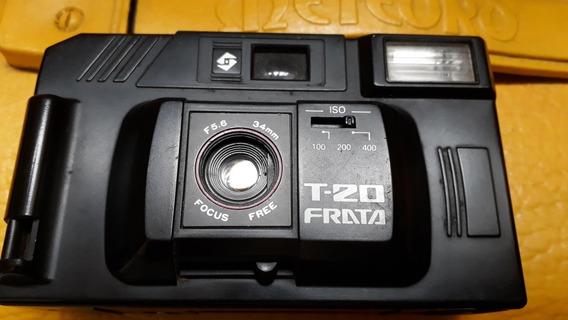 Câmera Máquina Fotografica Antiga