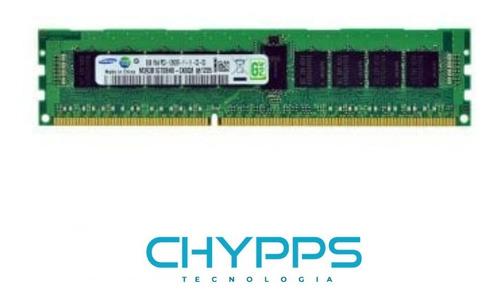 Memória P/ Servidor Samsung 8gb Pc3 12800r M393b1g70bh0ck0q8