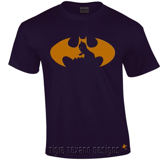Playera Super Héroes Batman Y Robin M10 Tigre Texano Designs