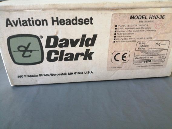 Audífonos David Clark