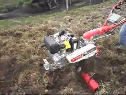 Motocultor O Motoazada Agricola 9hp