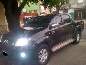 Toyota Hilux 3.0 I Srv Cab Doble At 4x4 Cuero
