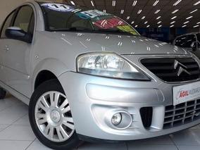 Citroën C3 1.4 8v Exclusive Flex Único Dono 2011 Prata